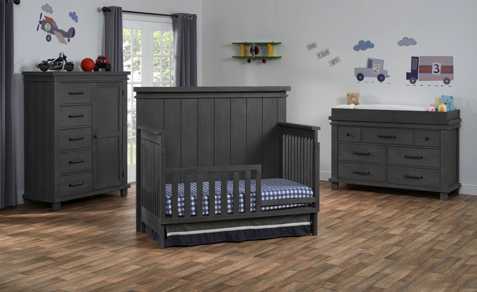 When To Convert Crib To Toddler Bed