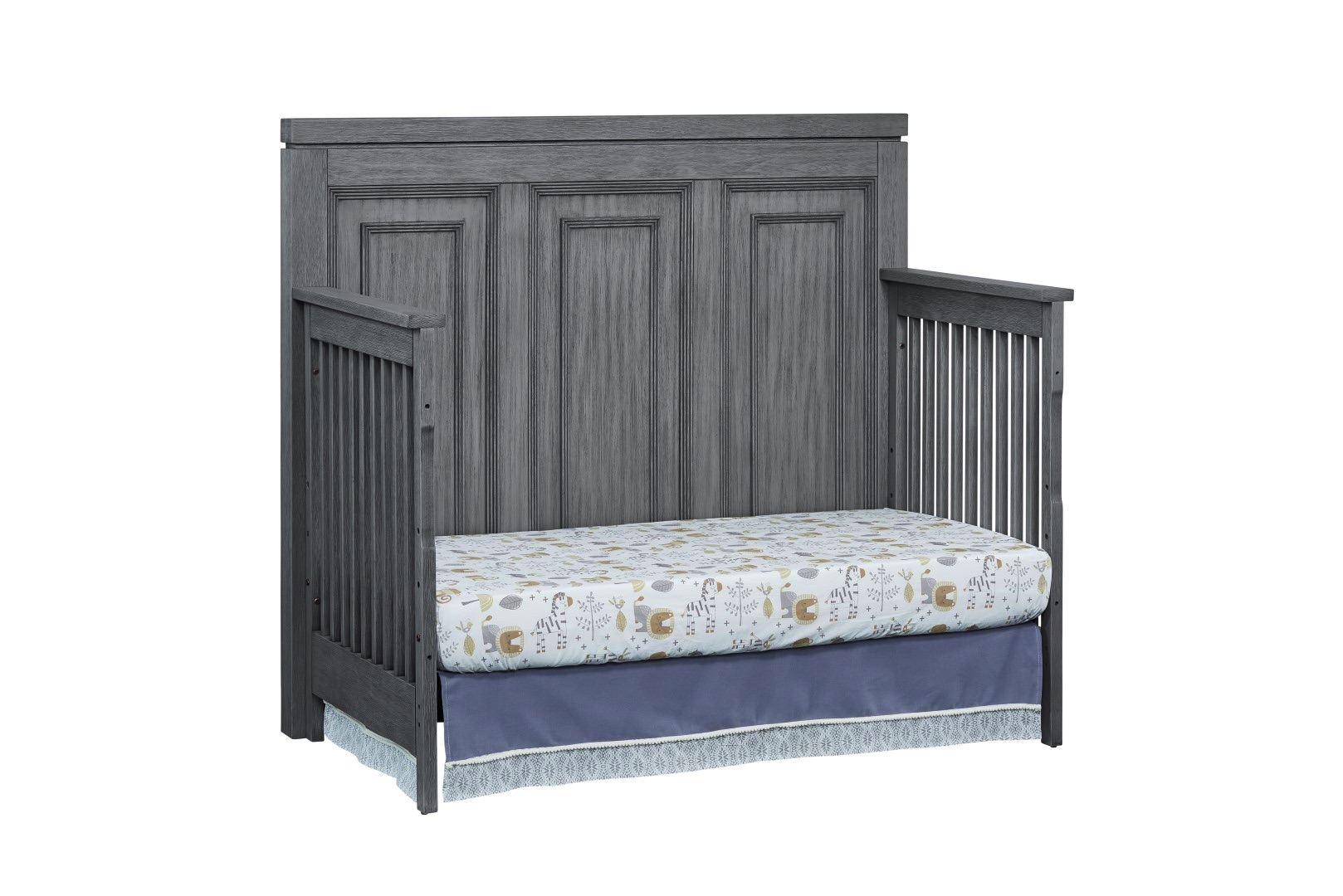 rustic crib furniture. 4 In 1 Convertible Crib Rustic Furniture